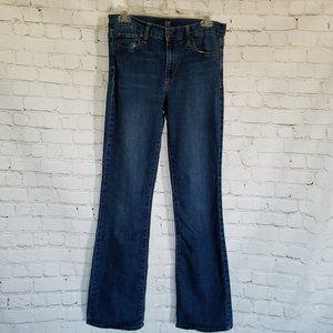 🎈 Gap Medium Dark Wash Jeans 30 Regular